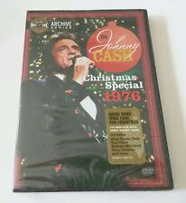 "Johnny Cash - Christmas 1976 (DVD, 2007)BRING HOME SOME CASH FOR CHRISTMAS ""NEW"""