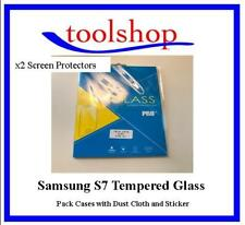 Samsung S7 Tempered Glass Screen Protector 2 PACK