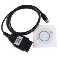 For Ford VCM OBD Interface ECU IDS Program Diagnostic Scan Tool USB cable