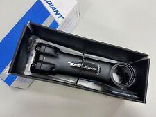 Giant Stem Contact SL OD2 31.8mm +/-8 Degree Aluminum Stem Black (60mm-130mm)