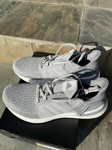 !!New In Box!! Adidas Ultra Boost 19 Men Gray US Size 10 !!Never Worn!!