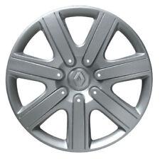 "Genuine Renault 16"" Wheel Trim 7711217581 SILVER SINGLE"