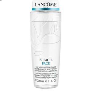 Lancome Bi-Facil Face Makeup Remover 6.7oz Bi-Phased Micellar Water New Sealed