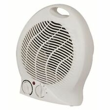 NEW 2000W PORTABLE SILENT ELECTRIC FAN HEATERS HOT & COOL AIR HEATER LIGHTWEIGHT