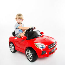 Kids Ride On RC Car 6V Electric Battery Radio Remote Control Children Toys Gift