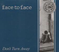 Face To Face - Don't Turn Away (CD) NEW/SEALED