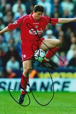 LIVERPOOL HAND SIGNED GREGORY VIGNAL 6X4 PHOTO 1.