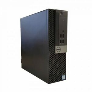 Dell OptiPlex 7040 SFF 6th Gen i7 6700 @ 3.40GHz 8GB DDR4 256GB SSD Win 10 Pro