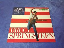 "BRUCE SPRINGSTEEN (12""MAXI) BORN IN THE USA (MIX) [HOLLAND 1984 CBS 45 VINYL]EX"