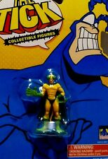 The Tick Collectible Figure - Crusading Chameleon (1994 Ban Dai) - Mint on Card