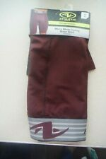 """Athletic Works Compression Men's Mesh Cooling Boxer Brief XL=40-42, 9"""" Inseam"""