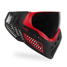 Virtue VIO Ascend Thermal Paintball Goggle / Mask - Red Smoke