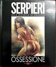 Paolo Eleuteri Serpieri, Druuna: Ossessione, Ed. Alessandro, 2003