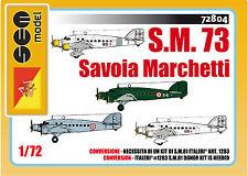 Savoia Marchetti S.73 ITA - 1/72 - Sem Model 72804