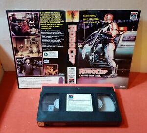 VHS  483. ROBOCOP