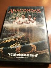Anacondas: The Hunt for the Blood Orchid (DVD, 2004)