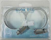 2 Fascette Stringitubo Inox 34-57mm Fissaggio Idraulica fascetta acciaio inox