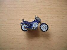 Pin Anstecker Suzuki LS 650 / LS650 Savage blau blue Motorrad Art 0154 Motorbike