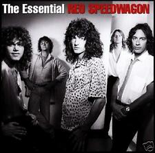 REO SPEEDWAGON (2 CD) THE ESSENTIAL ~ 80's GREATEST HITS ~ KEVIN CRONIN *NEW*