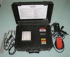 THOMAS Instruments Inc - VMS-300 SEISMOGRAPH VIBRATION ANALYSIS SYSTEM VMS 300