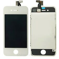 iPhone 4S Front LCD Display Screen + Touch Digitizer Assembly Frame Compatible