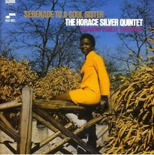 Serenade To A Soul Sister - Horace Silver (2004, CD NEUF) Remaster