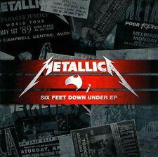 Six Feet Down Under EP [EP] by Metallica (CD, Sep-2010, Mercury)