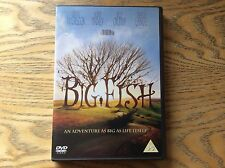 Big Fish Dvd! Look At My Other Dvds!