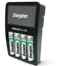 Energizer Pro Charger AA and AAA Free AA NiMH Rechargeable Batteries LED Sign