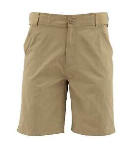 Simms Superlight Short - Cork - Medium  - Sale and Free US Shipping