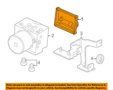 GM OEM Anti-lock Brakes-Control Module 84055066