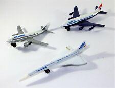 Matchbox Boeing 747 Bundle SB 10 23 3 Jet British Airways Air France A300B Bus