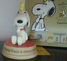 Peanuts Snoopy & Woodstock Hallmark Gallery New In Box