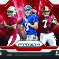 2019 Prizm Panini Green Prizms (Refractor) NFL Football Pick From List 1-200
