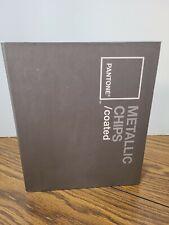 Pantone Metallic Chips Coated Book