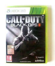 call of duty black ops 2 xbox 360 ita II gioco usato italiano di da guerra