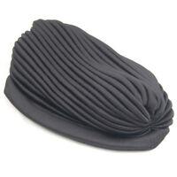 Nuovo nero cappello turbante stile indiano Yoga K7J7