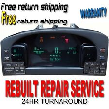 1997 REPAIR SERVICE Cadillac Deville Speedometer Instrument Gauge Cluster