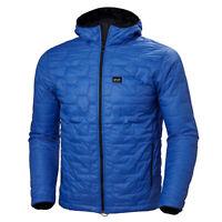 Helly Hansen Galway Parka Mens Hooded Coat Padded Jacket Navy 53118 597