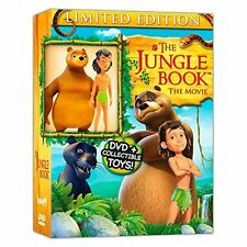 The Jungle Book: Limited Edition With Collectible Toy On DVD With Emma Tate E15