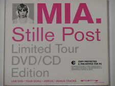 Mia. - silenzio post-CD + DVD LIMITED Tour DVD/CD Edition