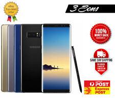 Samsung Galaxy Note 8 N950F 6 / 64GB Unlocked Smartphone [AU Stock] Free Express