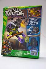 DONNIE'S DRONE PURSUIT - Mega Bloks Teenage Mutant Ninja Turtles - DPF75
