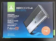 JL Audio XD600/6V2 6/5/4/3 Channel Complete System Car Audio Amplifer BMW AMP