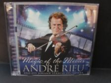 CD & DVD ANDRE RIEU - MAGIC OF THE MOVIES