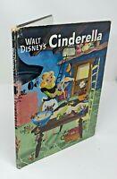 Walt Disney's CINDERELLA Golden Book Vintage 1978 Edition