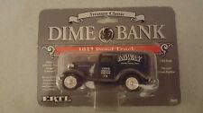 ERTL 1-43 scale 1932 Ford Panel Truck  AGWAY 1993 Dime Bank NIP