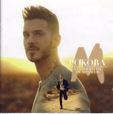 CD audio.../...M. POKORA.../...A LA POURSUITE DU BONHEUR..