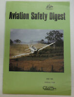 Aviation Safety Digest Magazine Mid Air Collision Cerritos Spring 1989 061115R