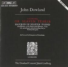John Dowland Lachrimae or Seaven Teares The Dowland Consort Jakob Lindberg
